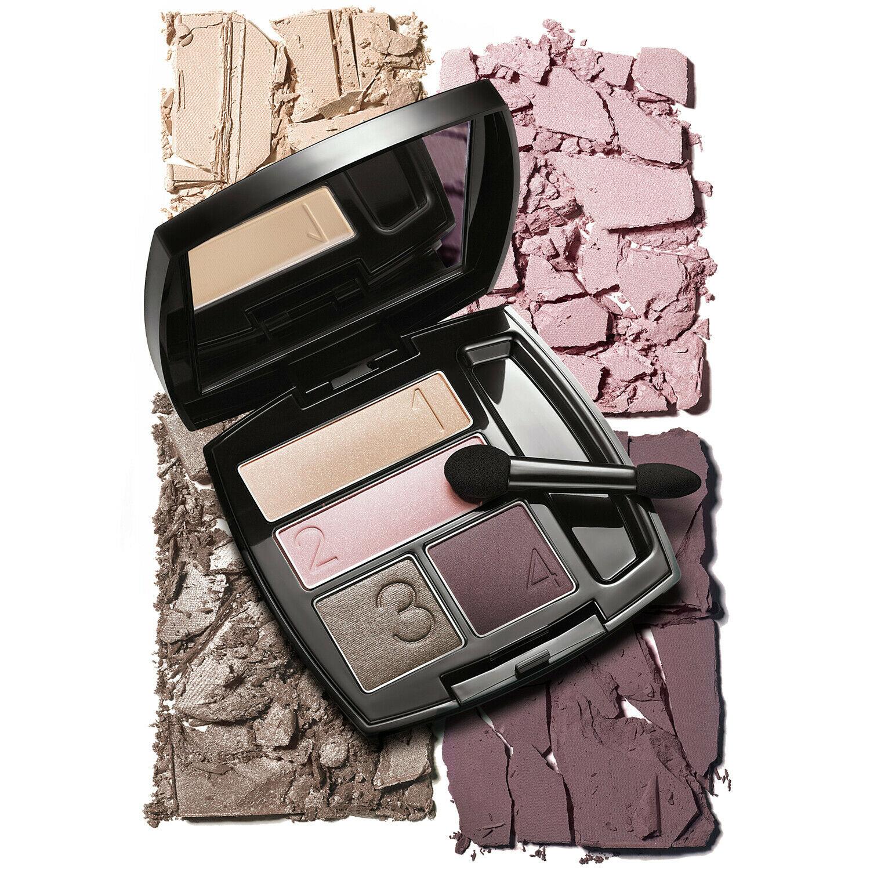 Avon True Perfect Wear Eyeshadow Quad in 2020   Avon true